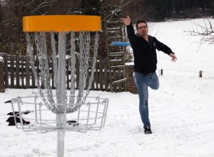 Michl Priester - Putt @ Wintergolf