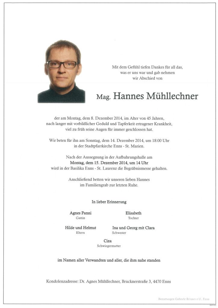 HannesMuehllechner